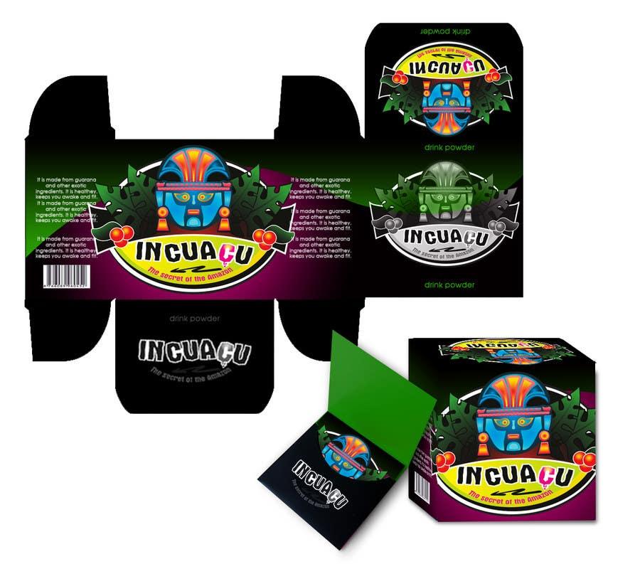 Bài tham dự cuộc thi #                                        43                                      cho                                         Logo Design for Incuaçu