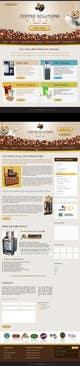 Icône de la proposition n°                                                53                                              du concours                                                 Website Design for Coffee Solutions Group