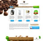 Proposition n° 12 du concours Graphic Design pour Website Design for Coffee Solutions Group