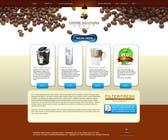 Proposition n° 13 du concours Graphic Design pour Website Design for Coffee Solutions Group