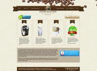 Proposition n° 15 du concours Graphic Design pour Website Design for Coffee Solutions Group