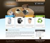 Proposition n° 40 du concours Graphic Design pour Website Design for Coffee Solutions Group