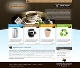 Proposition n° 46 du concours Graphic Design pour Website Design for Coffee Solutions Group