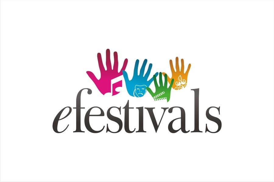 Inscrição nº 381 do Concurso para Logo Design for eFestivals