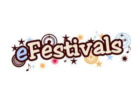 nº 223 pour Logo Design for eFestivals par InnerShadow