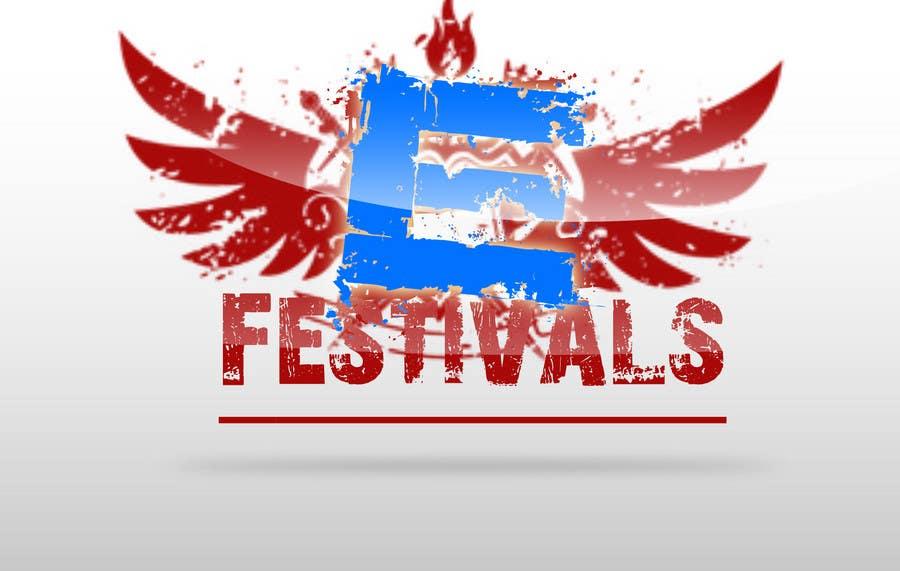Inscrição nº 345 do Concurso para Logo Design for eFestivals