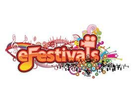 #362 for Logo Design for eFestivals af lanangwirabawa