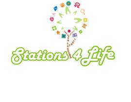 #30 untuk Design a Logo for Stations for Life oleh m24vicky