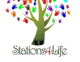 #40 untuk Design a Logo for Stations for Life oleh ekosubakir