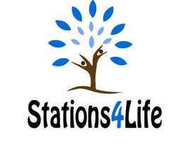 #42 untuk Design a Logo for Stations for Life oleh lovelyanns