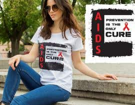 #32 for Design a T-Shirt For HIV Awareness by ratnakar2014