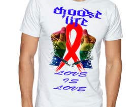 #48 for Design a T-Shirt For HIV Awareness af keenSmart