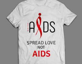 #41 for Design a T-Shirt For HIV Awareness by mondaluttam