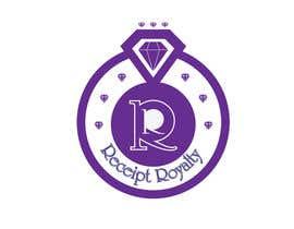 #198 pentru Logo Design for Receipt Royalty Mobile Application de către udaya757