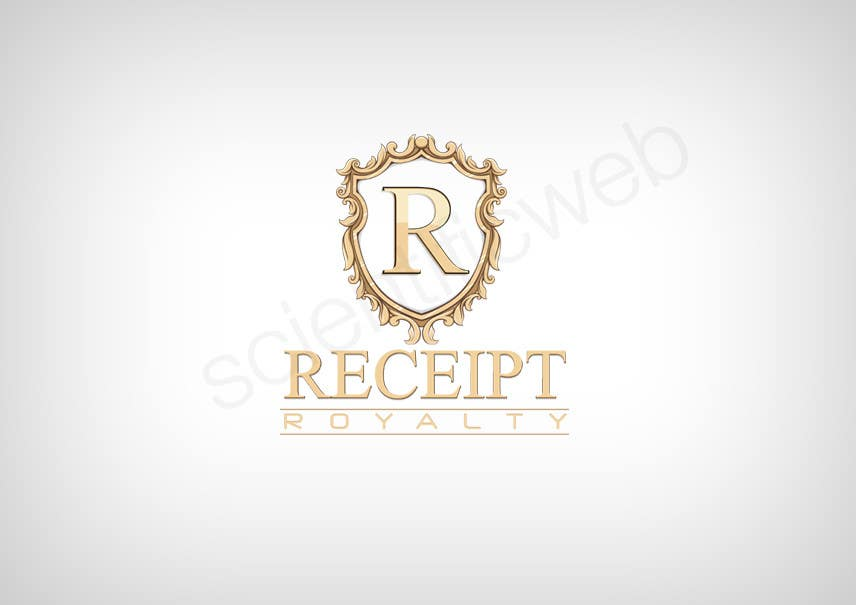 #129 for Logo Design for Receipt Royalty Mobile Application by scientificwebs