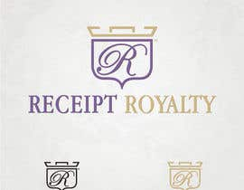 #193 for Logo Design for Receipt Royalty Mobile Application af simoneferranti