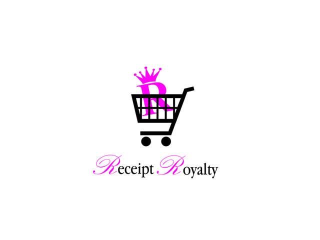 #105 for Logo Design for Receipt Royalty Mobile Application by designzGuRu