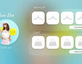 #28 for Design UI for one mobile screen by kaisasakarias