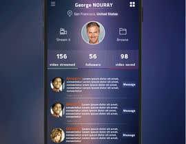 #13 for Mobile App Design - 1 page af gergelykozma