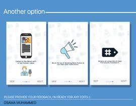 #6 for i need 3 Intro Slides for  Android App by iOsamaMuhammed