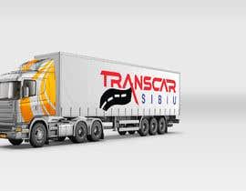 "nº 62 pour Create a logo for my transport (trucks) company named ""Transcar Sibiu"" par shamimreja430"