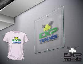 nº 55 pour Logo Design for EXP Tennis par CIPRIAN1