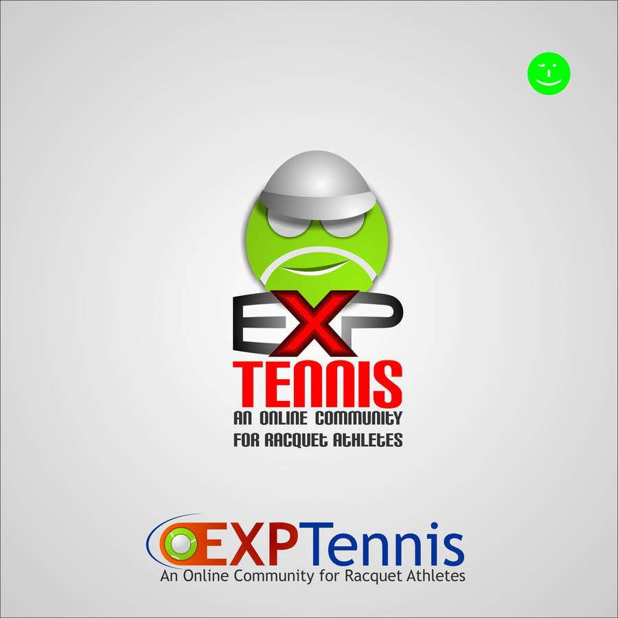 #53 for Logo Design for EXP Tennis by Kuczakowsky