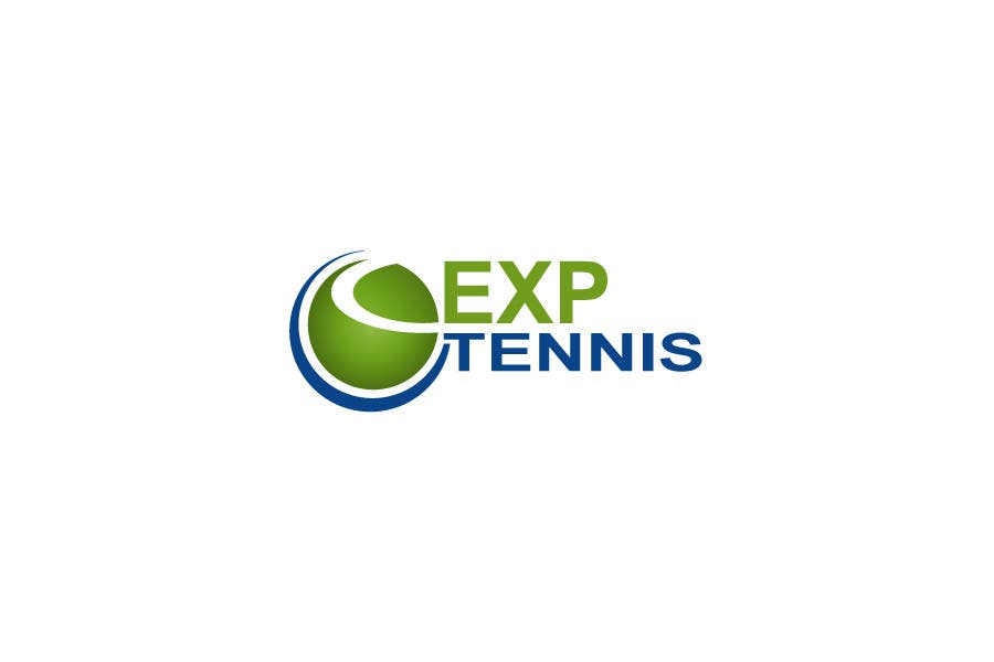 #66 for Logo Design for EXP Tennis by won7