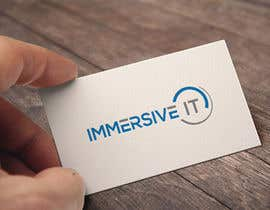 #104 untuk Design a Logo for Immersive IT oleh colorcmyk