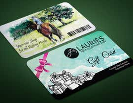 #7 for Design customer and gift cards by adarshdk
