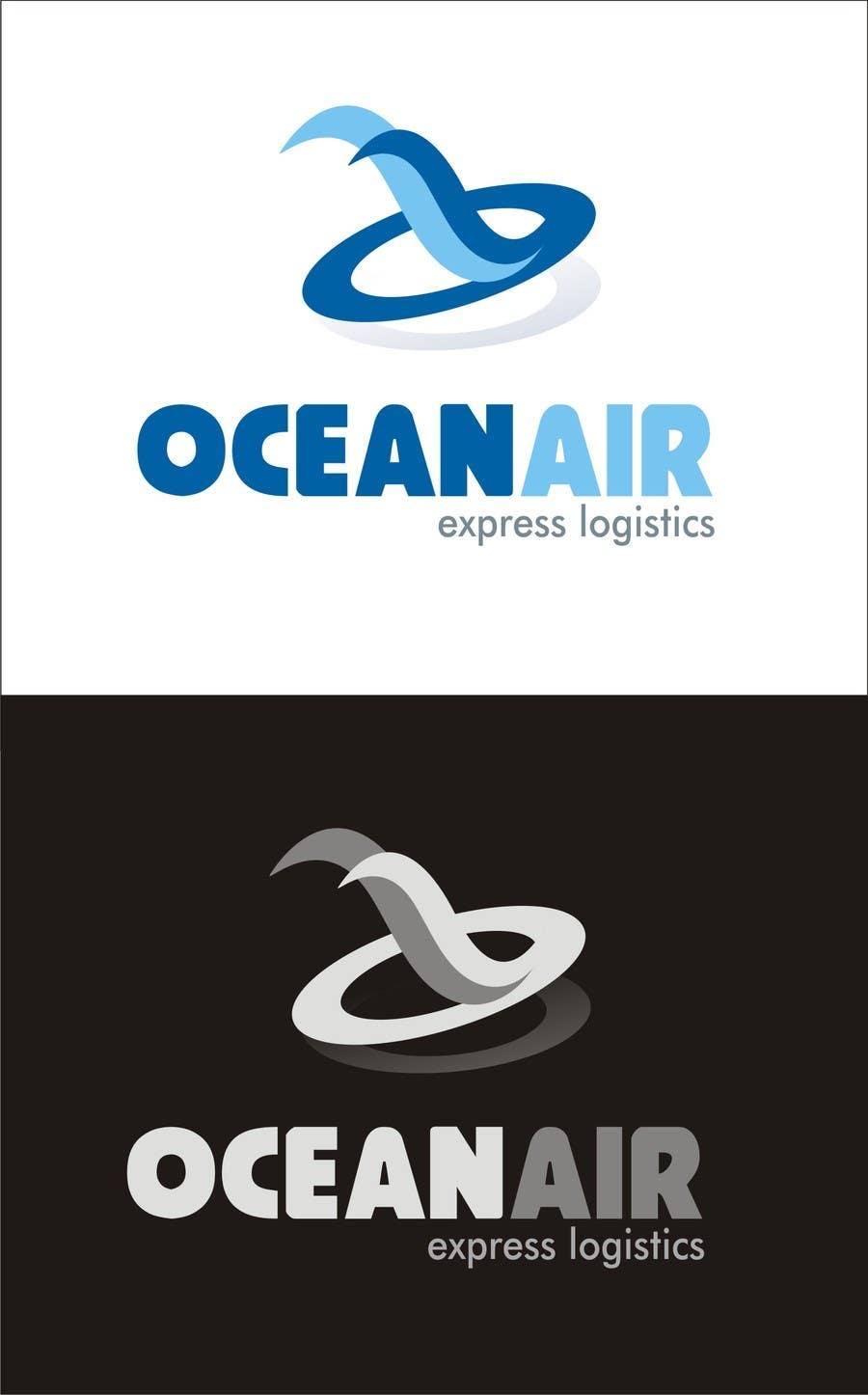 #532 for Logo Design for OceanAir Express Logistics by smartGFD