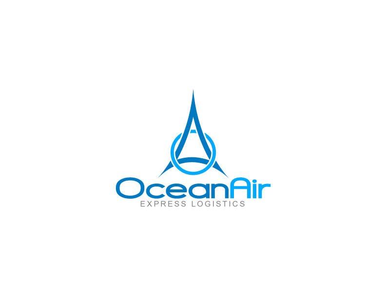 #550 for Logo Design for OceanAir Express Logistics by GDesignGe