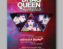 #7 for Drag Queen Alfresco by eaminraj