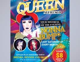 #3 untuk Drag Queen Alfresco oleh GraphicsEXPRESS