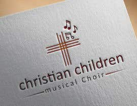 #38 for Logo for a Christian Children Musical Choir af saba71722