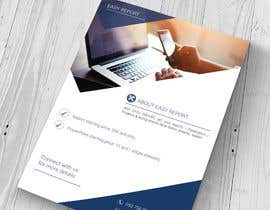 #6 for Design a Brochure (Easy Report) by ElegantConcept77