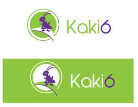 #41 for design logo for kaki6.com. an edible insects website by strezout7z