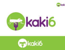 #20 for design logo for kaki6.com. an edible insects website by umamaheswararao3