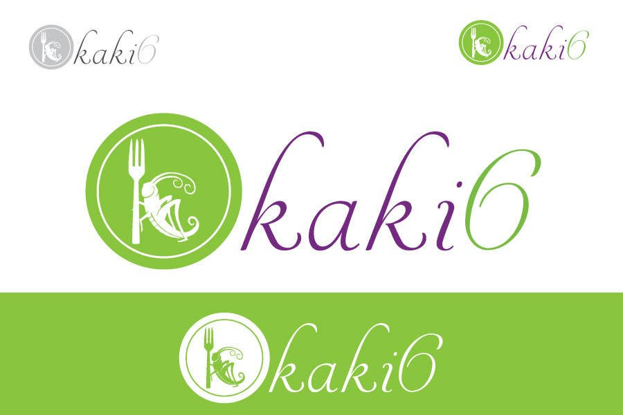 Contest Entry #                                        37                                      for                                         design logo for kaki6.com. an edible insects website