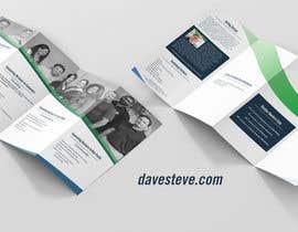 #1 pentru Brochure Design de către davesteve