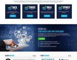 #31 for Trading Website (HTML & Responsive) by vishaldz9ow