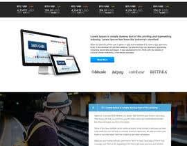 #28 for Trading Website (HTML & Responsive) by finbuks