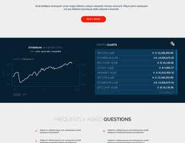 #25 for Trading Website (HTML & Responsive) by visualdesignweb