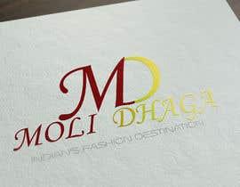 Nro 146 kilpailuun Moli Dhaga Logo Design käyttäjältä marufcs063