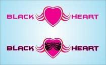 Graphic Design Konkurrenceindlæg #115 for Design a Logo for a Black Heart