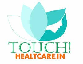 #32 untuk Design a Logo for Touch! Healthcare                       URGENT A Healthcare & Cosmetic Products manufacturing/promoting company  i may award ongoing project to winner If happy. oleh stojicicsrdjan