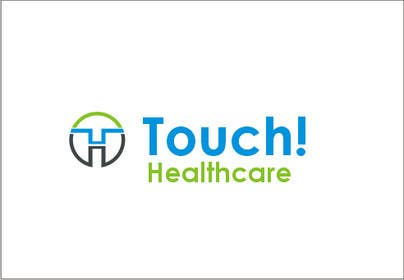#34 untuk Design a Logo for Touch! Healthcare                       URGENT A Healthcare & Cosmetic Products manufacturing/promoting company  i may award ongoing project to winner If happy. oleh cristinandrei