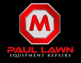 liryckane tarafından Design a Logo for Lawn Mower Repair Shop için no 20