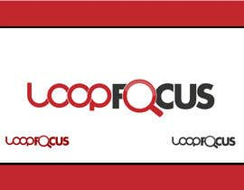 #131 para Logo Design for Loopfocus por yovee1020