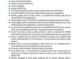 #18 untuk Translate 600 words from English To Spanish oleh PaolaTor